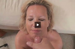 broke amateurs  milf sprayed
